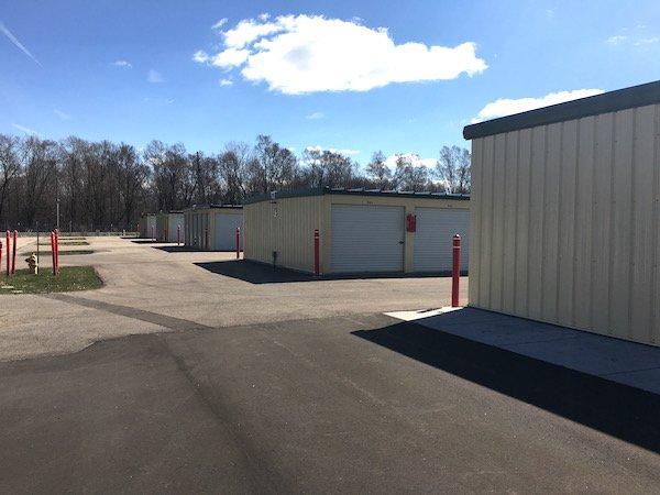 Cross Creek Self Storage Portage Facility