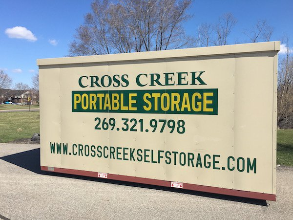Portable Storage Pods in Portage MI
