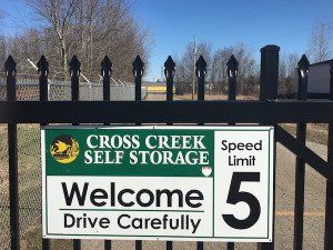 Welcome to our Zeeland Storage Units